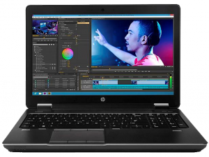 HP ZBook 15 G2 15.6 QHD+ IPS Core™ i7-4710MQ 2.5GHz, 8GB, 256GB SSD, DVD-RW, Nvidia Quadro K2100M 2GB, BT, FPR, Win 7/8.1 Prof 64 bit, 8cell