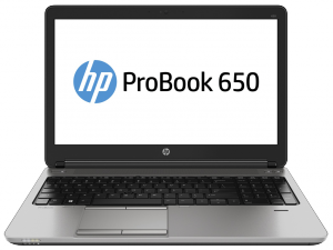 HP PROBOOK 650 15.6 HD Core™ I3-4000M 2.5GHZ, 4GB, 500GB, WIN 7/10 PRO