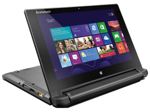Lenovo IdeaPad Flex 10 laptop (Intel® Dual Core™ N2806/2GB/500GB/Intel® HD Graphics/Windows 8/Barna)