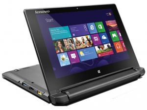 Lenovo IdeaPad Flex 10 laptop (Intel® Dual Core™ N2806/2GB/500GB/Intel® HD Graphics/Windows 8/Barna)