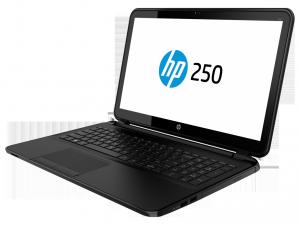 HP 250 G3 laptop(Intel® Pentium Quad Core™ N3540 / 4GB / 500GB / Intel® HD Graphics / Windows 8.1 / Fekete)