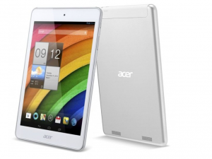Acer Iconia Tab A1-830 (Intel® Atom™ Processzor Z2560 - 1.6 GHz Dual-core, 1 MB/1GB/16GB/8 col/ Android 4.2 Jelly Bean/WIFI)