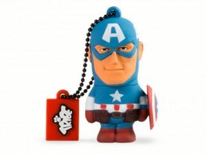 Marvel Amerika kapitány 8GB USB 2.0 Pendrive