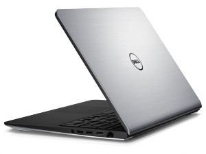 DELL Inspiron 5547 15.6 HD TrueLife fényes, Intel® Core™ i5 Processzor 4210U (1.7-2.7GHz), 8GB (2x4GB) DDR3L, 1TB HDD, AMD Radeon R7 M265 / 2GB, No ODD, Fast Ethernet, Intel® AC3160 802.11 ac/b/g/n 5GHz, BT, HDMI, CR, 3cell, Ezüst, Linux