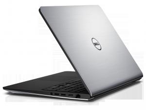 Dell Inspiron 5547 laptop (Intel® Core™ i7-4510U Processzor/8GB/1TB/ATI Radeon R7 M265/Linux/Ezüst)