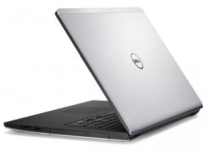 Dell Inspiron 5748 laptop (Intel® Core™ i3-4030U Processzor/4GB/500GB/NVIDIA GeForce 820M/Linux/Ezüst fedlap/fekete belső)
