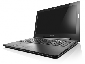 Lenovo Ideapad 15,6 HD LED G50-45 - 80E301PDHV - Fekete AMD® Quad-Core™ A8-6410 - 2,0GHz, 4GB/1600MHz, 1TB SATA, DVDSMDL, AMD® Radeon™ R5 M330 / 2GB, WiFi, Bluetooth, Webkamera, FreeDOS, Fényes kijelző