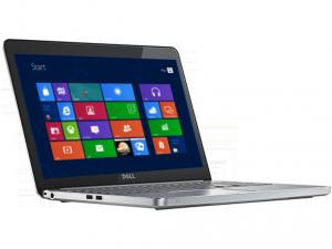 DELL Inspiron 7537 15.6 HD, Intel® Core™ i5 Processzor-4200U 1.6 GHz, 6GB, 500GB, No ODD, Nvidia GT 750M 2G, Win8 64bit, 4cell, Aluminium ezüst