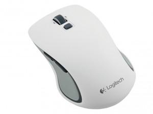 Logitech M560 Vezeték nélküli fehér egér