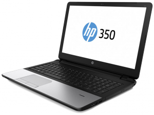 HP 350 G2 laptop (Intel® Core™ i3-5010U Processzor/4GB/500GB/Intel® HD Graphics 5500/Windows 8.1/Ezüst - fekete)