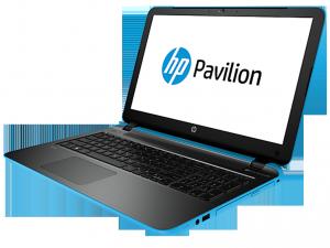 HP Pavilion 15-p000sh laptop (AMD A4-6210/4GB/1TB/AMD Radeon R3/DOS/Kék)