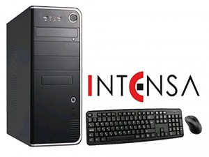 INTENSA PC HPC-I3-V1 Asztali PC