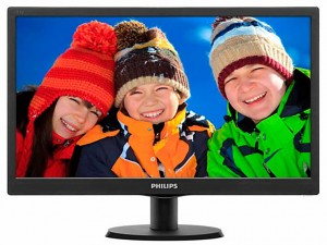 Philips 19,5 203V5LSB26/10 - LED Monitor