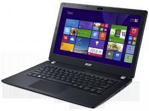 ACER ASPIRE V3-371-30E4, 13.3 HD, Intel® Core™ i3 Processzor-5005U, 4GB, 1000GB HDD, NO ODD, LINUX, EZÜST-FEKETE