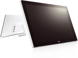 LG 23ET63V-W23 IPS FHD LED multi-touch Monitor