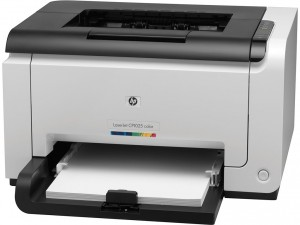 HP Color LaserJet Pro CP1025nw Nyomtató