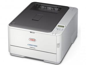 OKI C301dn színes A4 Nyomtató