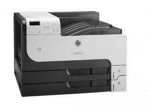 HP LaserJet Enterprise 700 M712dn Nyomtató