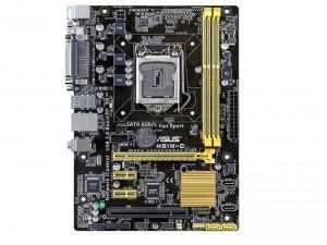 Asus s1150 H81M-C Alaplap
