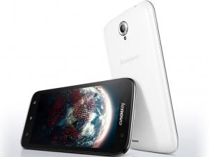Lenovo A859 - P0Q7000ARO - Dual SIM Fehér okostelefon