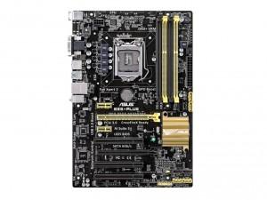 Asus s1150 B85-PLUS Alaplap