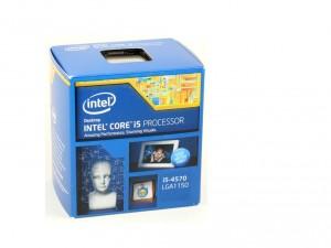 Intel® s1150 Core™ i5-4570 Processzor