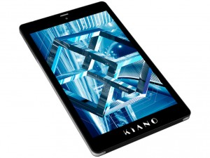 KIANO Intelect 8 3G HD IPS fekete tablet