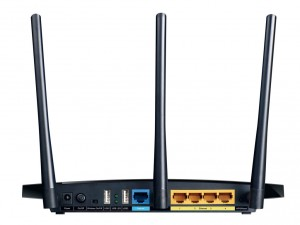 TP-LINK ArcherC7 AC1750 Wireless Dual Band Gigabit Router