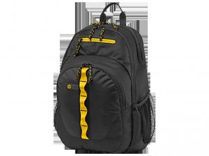 HP Sport 15.6 fekete/sárga Notebook Hátizsák