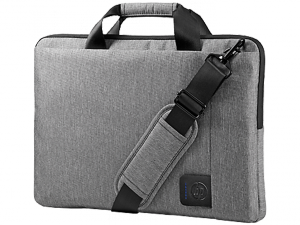 HP Slim TopLoad 14 szürke táska