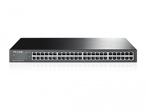 TP-LINK TL-SF1048 48port switch metal