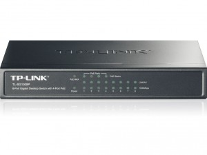 TP-LINK TL-SG1008P Desktop PoE Switch