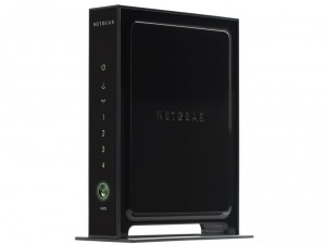 Netgear RangeMax Gigabit Opensource Router (magyar GUI, USB ReadySHARE)