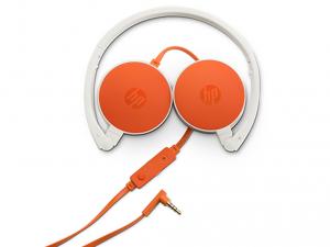 HP H2800 Sárga vezetékes sztereó Fejhallgató, mikrofonnal