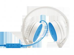 HP H2800 Kék vezetékes sztereó Fejhallgató, mikrofonnal
