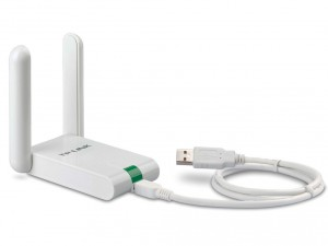 TP-LINK TL-WN822N 300M Wireless N USB adapter+ 4 dBi antenna