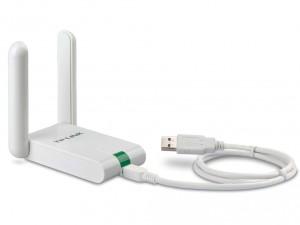 TP-LINK TL-WN822N 300M Wireless N USB adapter+ 4 dBi antenna