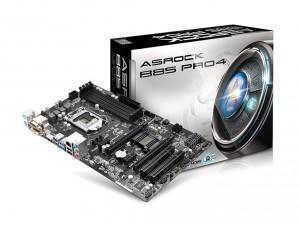 ASRock s1150 B85 PRO4 Alaplap