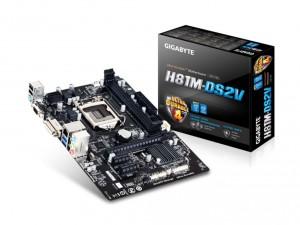Gigabyte s1150 GA-H81M-DS2V Alaplap