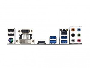 Gigabyte s1150 GA-H97M-D3H Alaplap