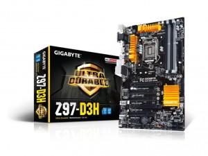 Gigabyte s1150 GA-Z97-D3H Alaplap