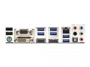 ASRock s1150 Z97 EXTREME4 Alaplap