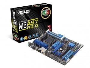 Asus sAM3+ M5A97 R2.0 Alaplap