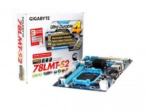 Gigabyte sAM3+ GA-78LMT-S2 Alaplap