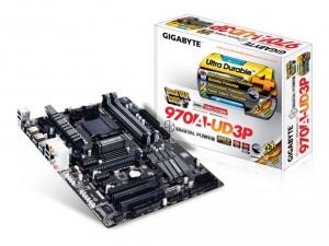 Gigabyte sAM3+ GA-970A-UD3P Alaplap