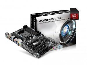 ASRock FM2A88X EXTREME4+ Alaplap