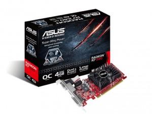 Asus Videokártya PCIe AMD R7 240 4GB DDR3