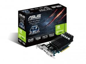 ASUS Videokártya PCIe NVIDIA GT 730 1GB DDR3