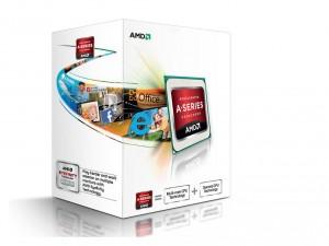 AMD FM2 A4-Series A4 7300 Processzor