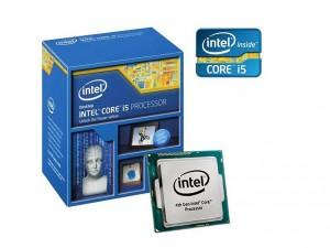 Intel® s1150 Core™ i5-4590 Processzor